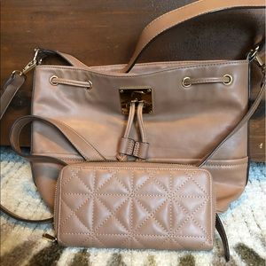 Charming Charlie purse and wallet